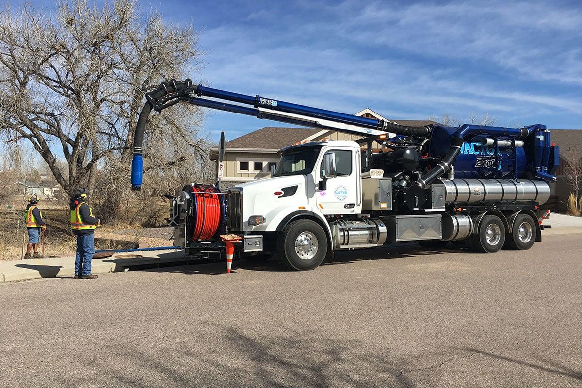 Truck Recycler
